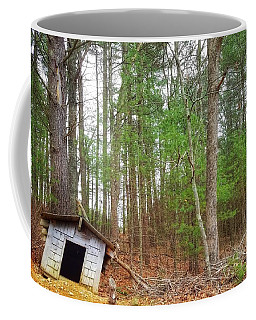 The Doghouse  Coffee Mug