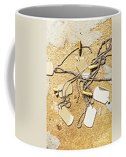 The Dogs Of War Coffee Mug