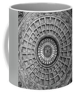 The Dome Bw  Coffee Mug