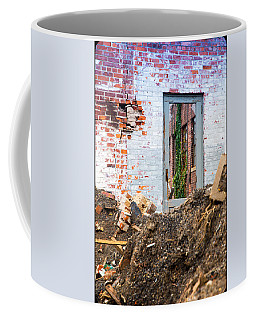 The Door Is Always Open Coffee Mug