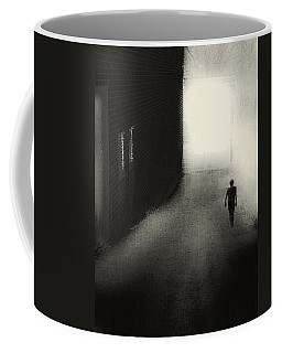 The Door Coffee Mug