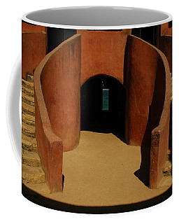 The Door Of No Return On Goree Island Coffee Mug