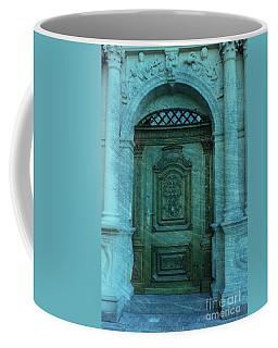 The Door To The Secret Coffee Mug