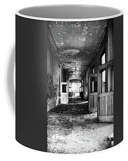 The Doors Are Open Coffee Mug
