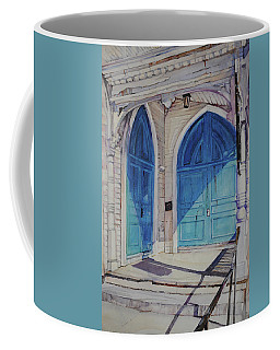 The Doors Coffee Mug by P Anthony Visco