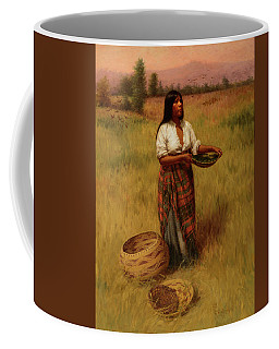 The Dove Garden Coffee Mug