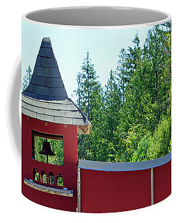 Coffee Mug featuring the photograph The Dove Loft by Tikvah's Hope