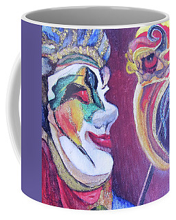 The Dr. Coffee Mug by Teresa Beyer