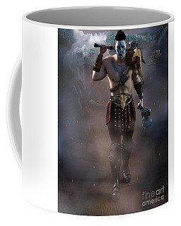 The Dragon Master Coffee Mug