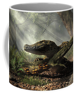 The Dragon Of Brno Coffee Mug