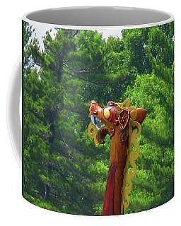The Draken's Head Coffee Mug