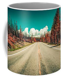 The Dried County Coffee Mug