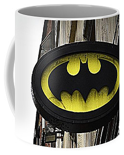 The Drink Of Super Heroes Coffee Mug by Nadalyn Larsen