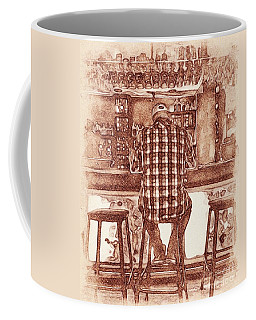 The Drinker Coffee Mug