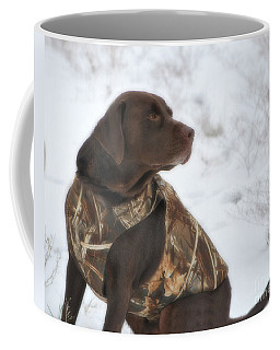 The Duck Dog Iv Coffee Mug