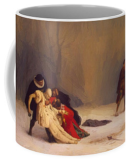 The Duel After The Masquerade Coffee Mug
