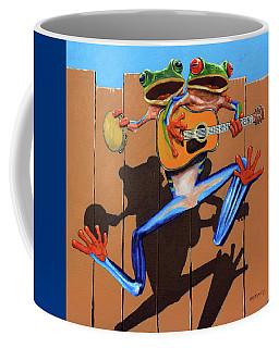 The Duet Coffee Mug