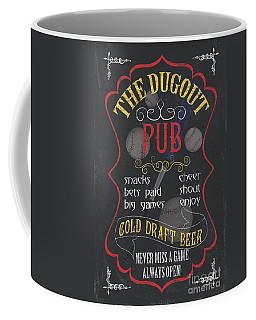 The Dugout Pub Coffee Mug