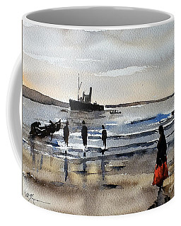 The Dun Aengus Off Aran, Galway Coffee Mug