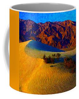 The Dunes At Dusk Coffee Mug
