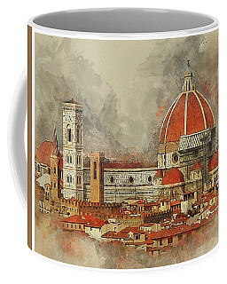 The Duomo Florence Coffee Mug