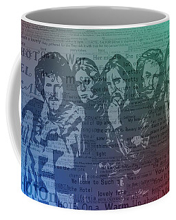 The Eagles Hotel California Coffee Mug