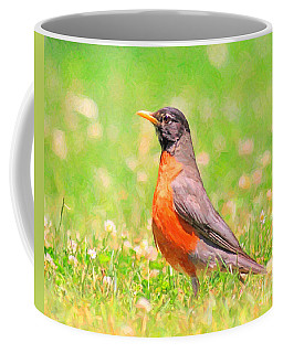 The Early Bird Coffee Mug