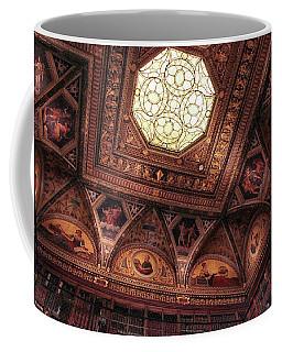 The East Room Ceiling Coffee Mug