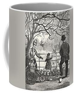 The Easter Holidays Coffee Mug