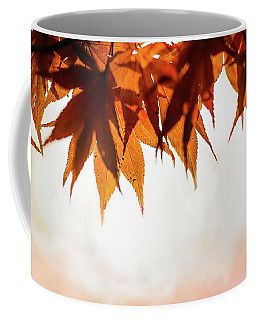 Coffee Mug featuring the photograph The Eaves Of Season by Gene Garnace