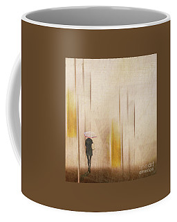 The Edge Of Autumn Coffee Mug
