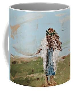 The Edge Of The Field Coffee Mug
