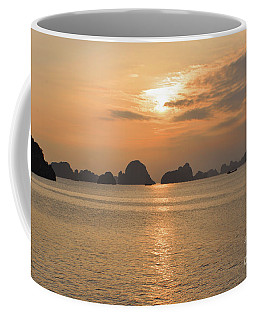 The Edge Of The World Coffee Mug