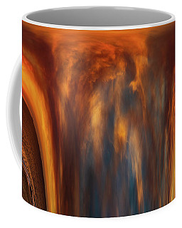The Edge Of The World Coffee Mug
