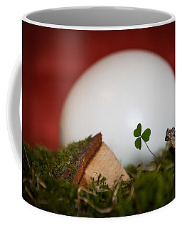 the egg - Happy Easter Coffee Mug