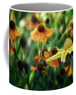 The Electric Garden Coffee Mug