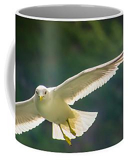 The Elegance Of Flight Coffee Mug