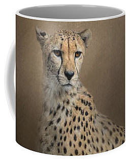 The Elegant Cheetah Coffee Mug