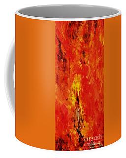 The Elements Fire #1 Coffee Mug