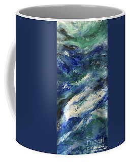 The Elements Water #4 Coffee Mug