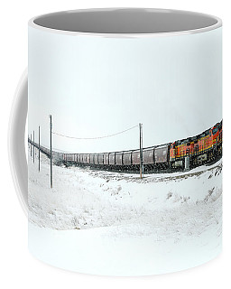 The Eleven Fifteen Coffee Mug