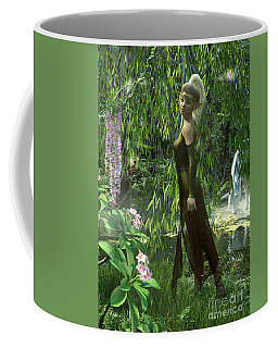 The Elven Realm Coffee Mug