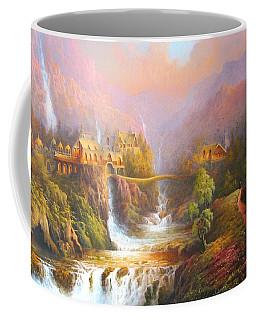 The Elves Kingdom Coffee Mug