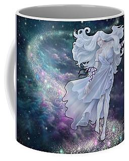 Coffee Mug featuring the digital art The Emancipation Of Galatea by Amyla Silverflame