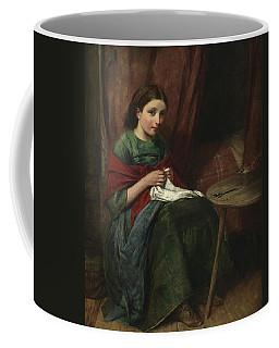 The Embroideress Coffee Mug