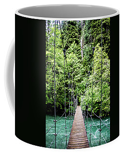 The Emerald Crossing Coffee Mug