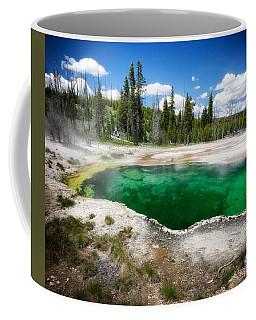 The Emerald Eye Coffee Mug