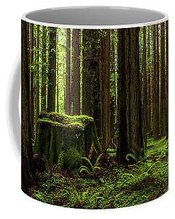 The Emerald Forest Coffee Mug