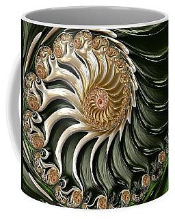 The Emerald Queen's Nautilus Coffee Mug