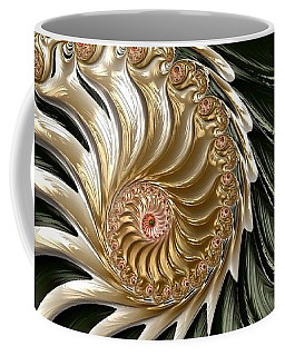 The Emerald Queen's Nautilus Coffee Mug